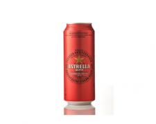 Cerveza lata 33 cl